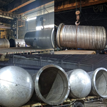 Bell Furnace Corrugated Pot (Inner Cover) In Chennai