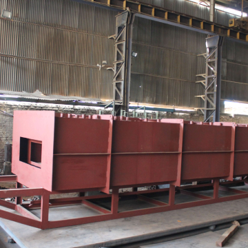 Continous Tempering Furnace Shell