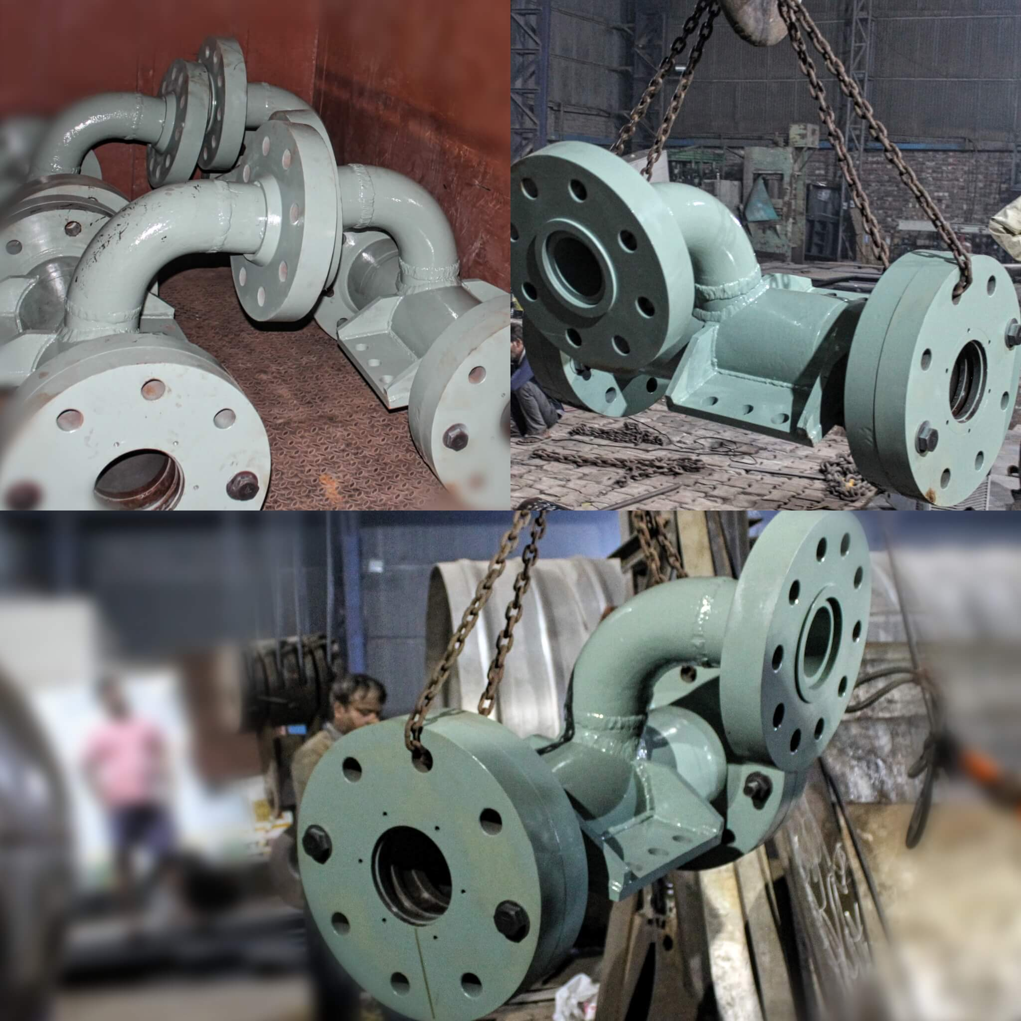 Rolling Mill Slip Tube Assembly